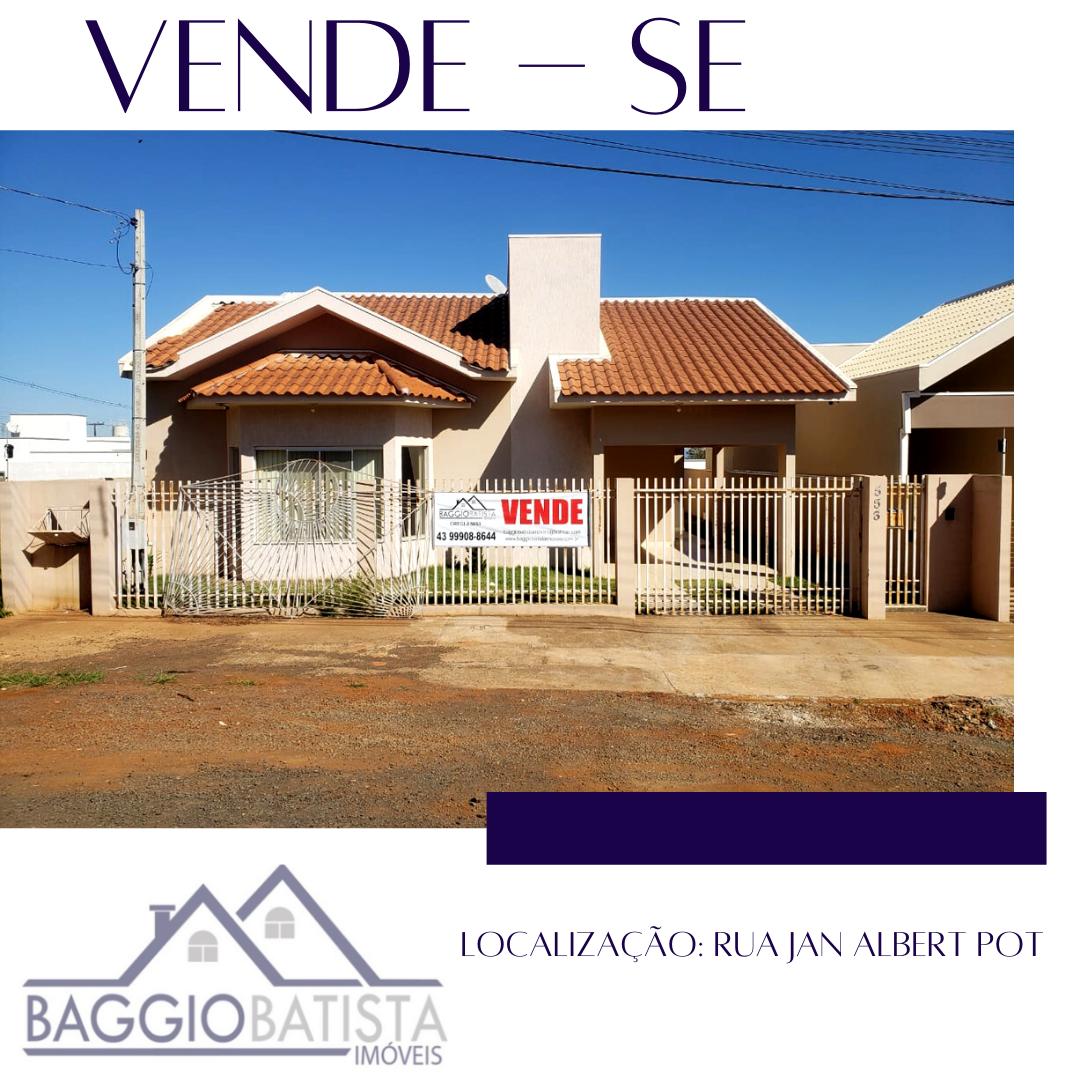 Vende-se excelente imóvel – 312 m² terreno e 190 m² de área construída
